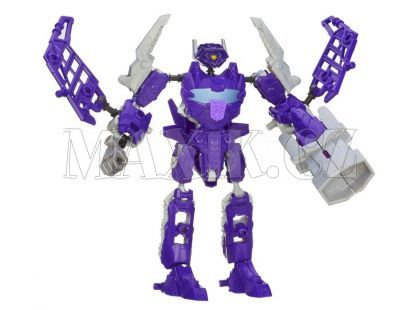 Hasbro Transformers Construct Bots s doplňky - Shockwawe