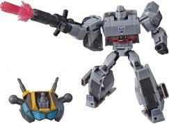 Hasbro Transformers Cyberverse figurka řada Deluxe Megatron