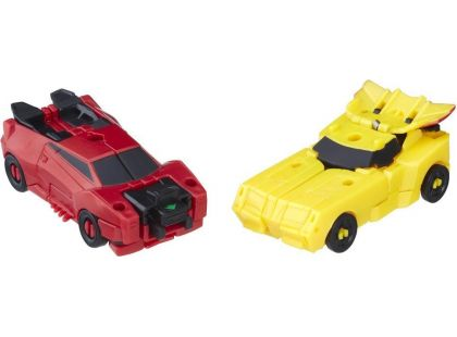 Hasbro Transformers Kombinátor Bumblebee a Sideswipe