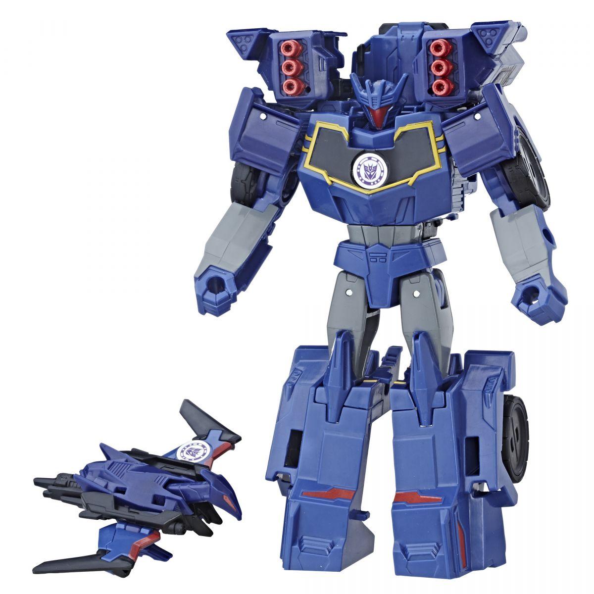 Hasbro Transformers Kombinátor set Laserbeak a Soundwave