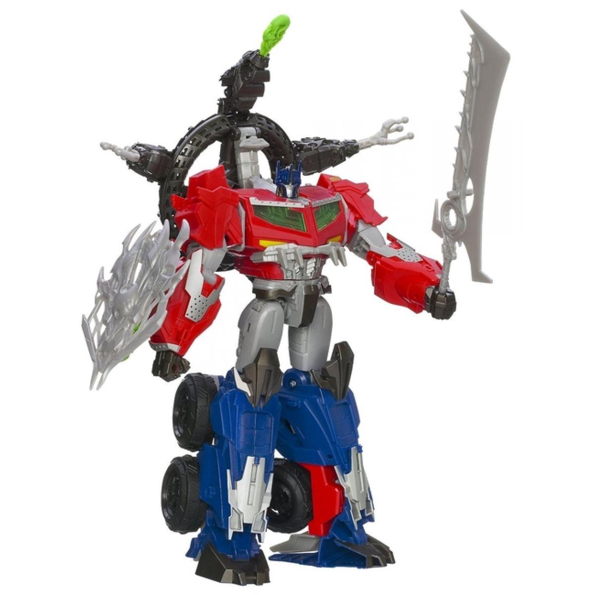 Hasbro Transformers Lovci příšer Optimus Prime