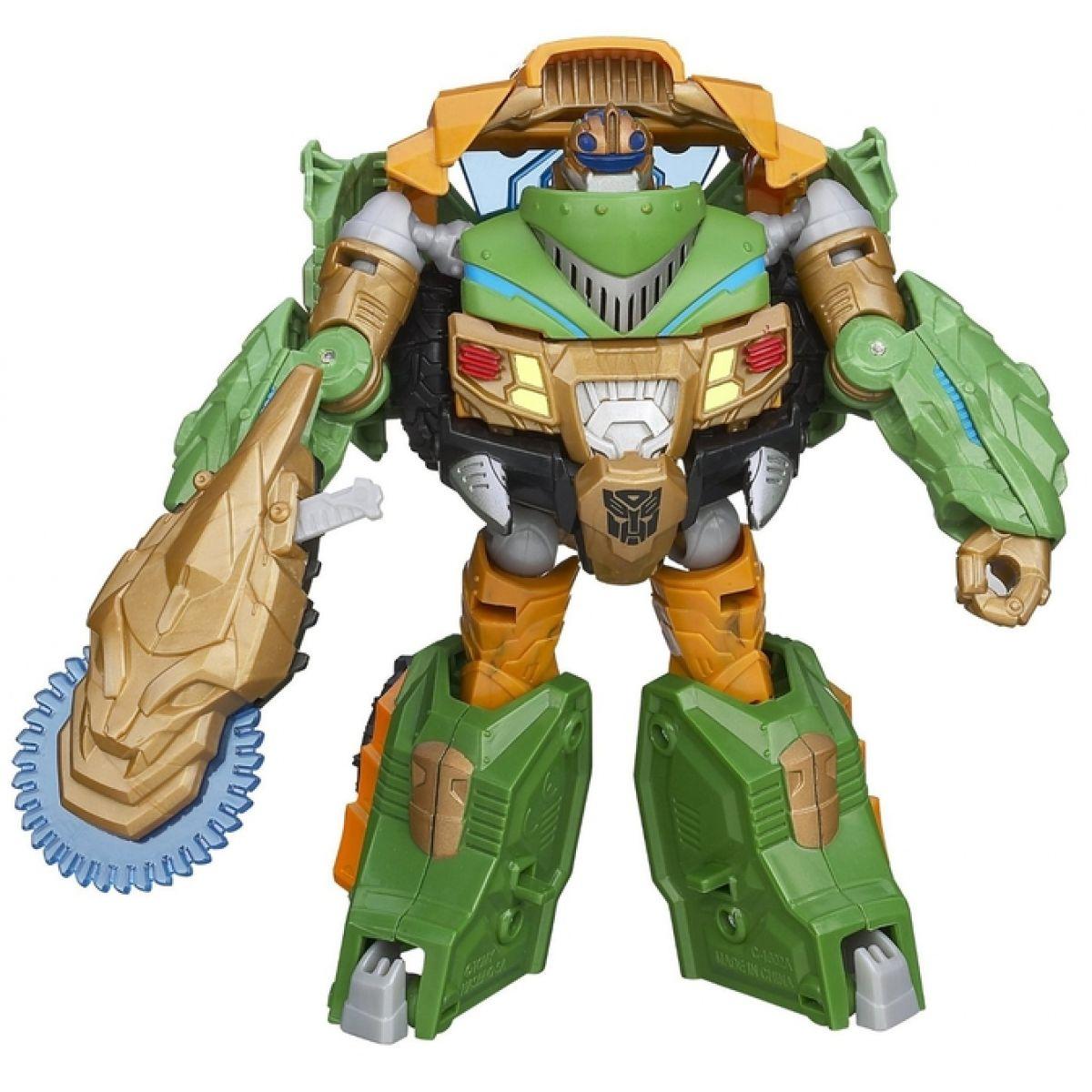 Hasbro Transformers Lovci příšer se střílecími projektily - Bulkhead