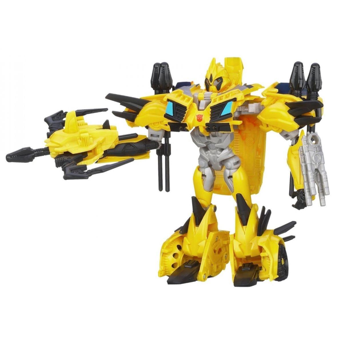 Hasbro Transformers Lovci příšer se střílecími projektily - Bumblebee