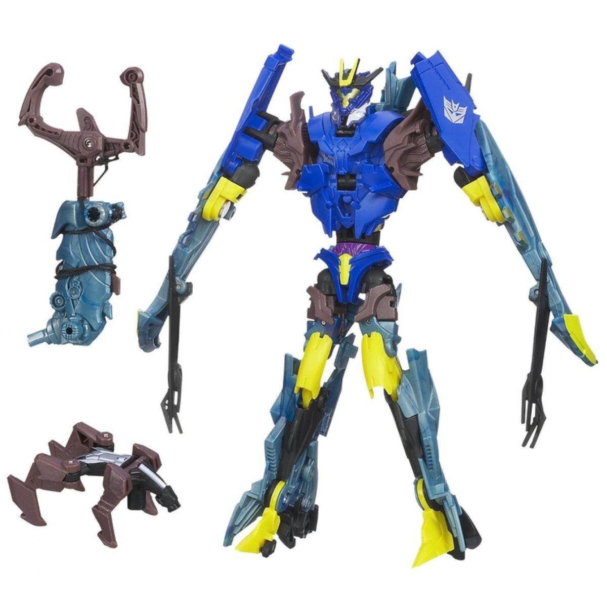 Hasbro Transformers Lovci příšer se střílecími projektily - Soundwave