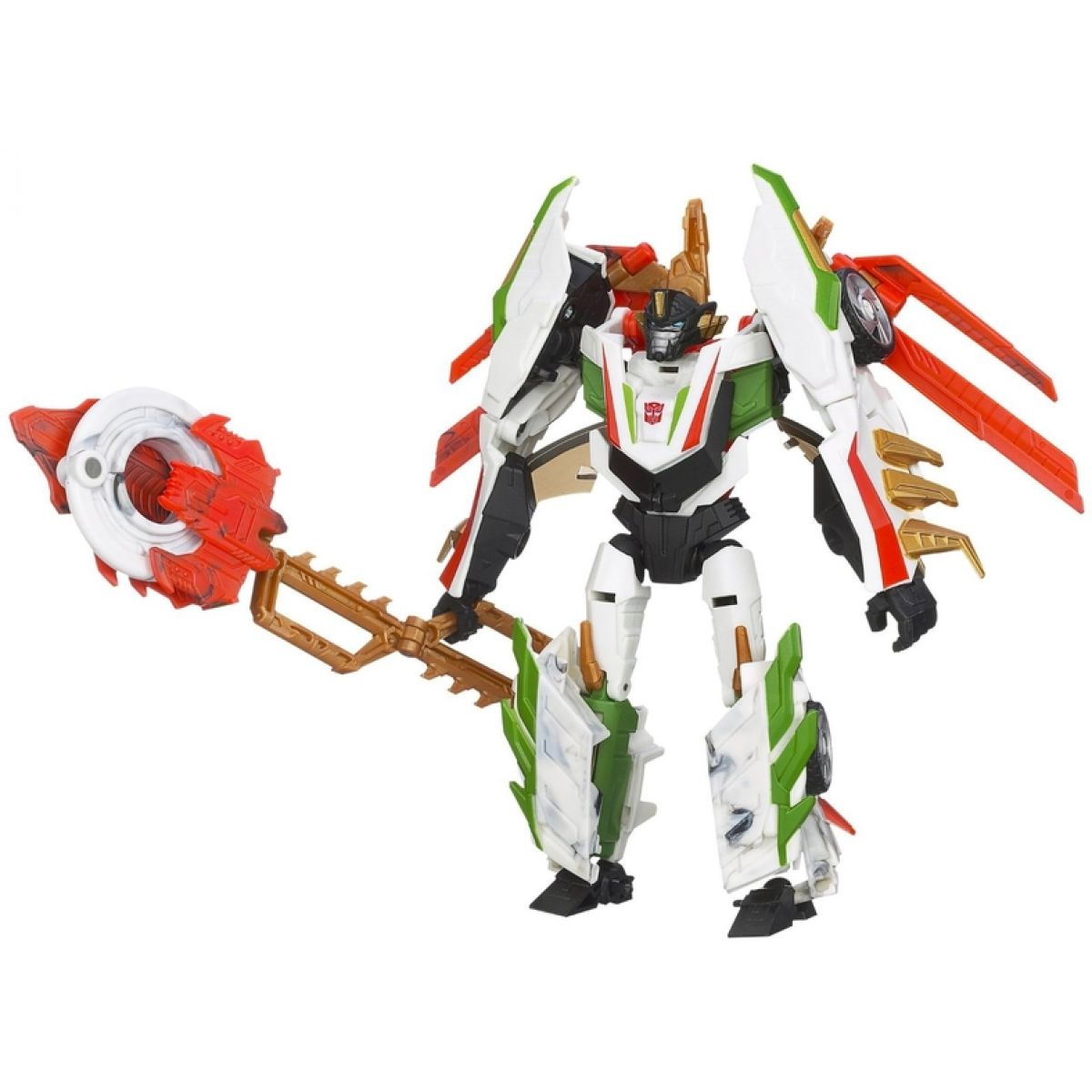 Hasbro Transformers Lovci příšer se střílecími projektily - Wheeljack