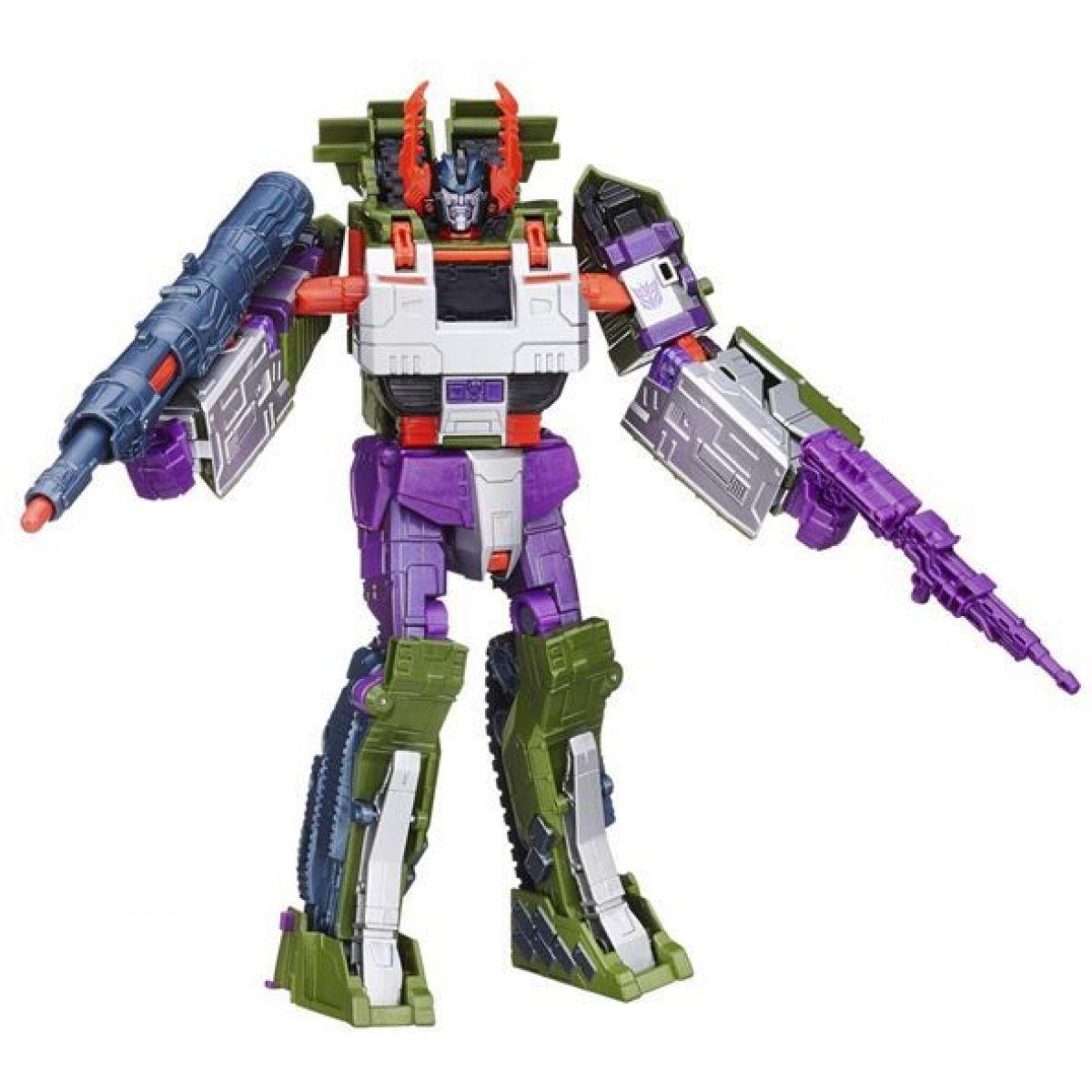 Hasbro Transformers pohyblivý Transformer s akčními doplňky - Armada Megatron