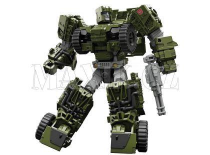 Hasbro Transformers pohyblivý Transformer s vylepšením - Autobot Hound