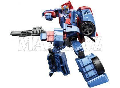 Hasbro Transformers pohyblivý Transformer s vylepšením - Smokescreen