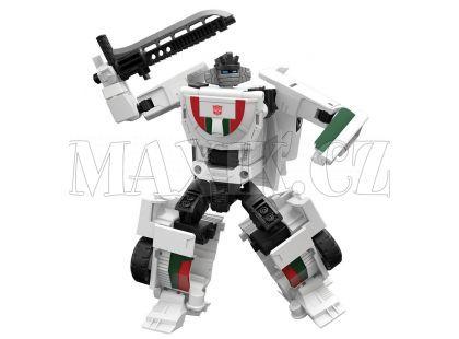 Hasbro Transformers pohyblivý Transformer s vylepšením - Wheeljack