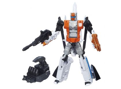 Hasbro Transformers pohyblivý Transformer s vylepšením - Alpha Bravo
