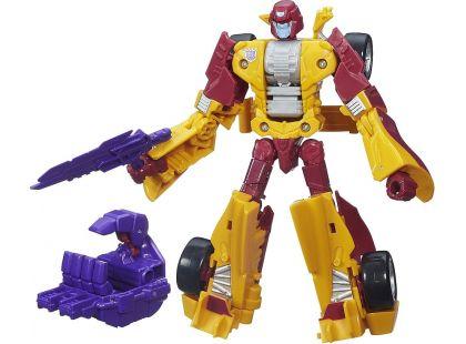 Hasbro Transformers pohyblivý Transformer s vylepšením - Dragstrip