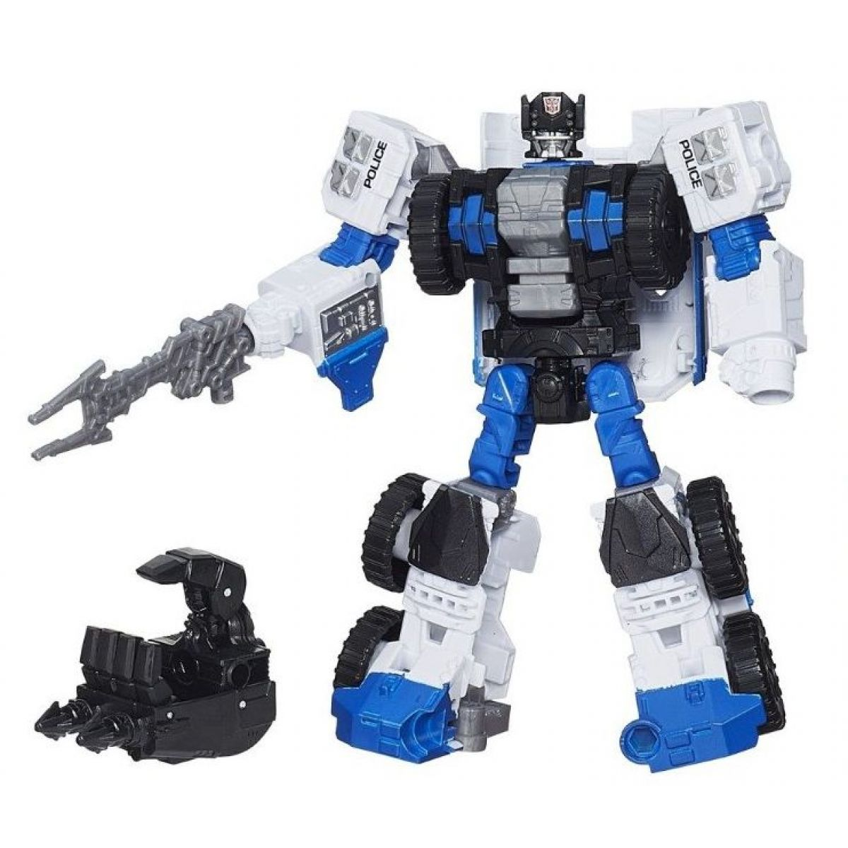 Hasbro Transformers pohyblivý Transformer s vylepšením - Rook