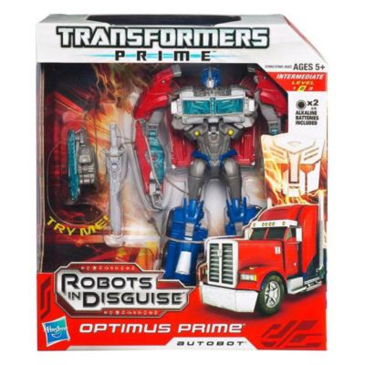 Hasbro Transformers Prime Powerizers - Bulkhead