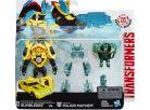 Hasbro Transformers Rid Transformer a Minicon - Bumblebee vs. Major Mayhem 3