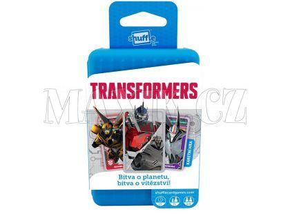 Hasbro Transformers Shuffle Karetní hra