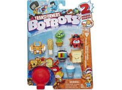 Hasbro Transfromers BotBots 8 figurek Barevná televize E4143