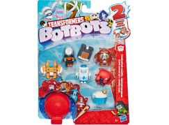 Hasbro Transfromers BotBots 8 figurek E4144 Kladivo