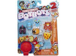 Hasbro Transfromers BotBots 8 figurek Pizza