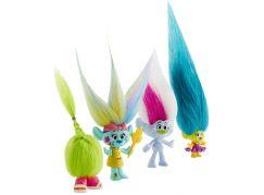 Hasbro Trollové TOWN MULTIPACK Divoké vlasy