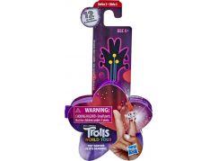 Hasbro Trolls Tiny Dancers figurka Fialová kytička