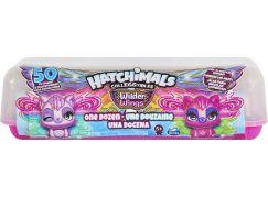 Hatchimals karton zvířátek 12ks