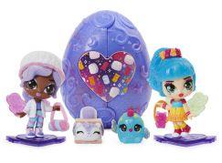 Spin Master Hatchimals kosmické panenky pixies modré vajíčko
