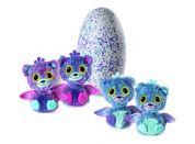 Hatchimals surprise dvojčata kočičky - Poškozený obal
