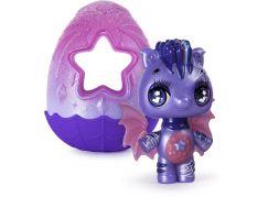 Spin Master Hatchimals velká zvířátka s efekty fialový