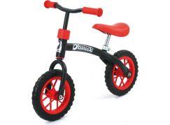 Hauck První kolo E-Z Rider 10 červeno-černé