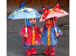 Heless Pláštěnka a deštník pro panenky
