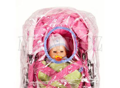 Heless Pláštěnka na kočárek pro panenky