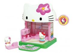 Hello Kitty Mini restaurant shop