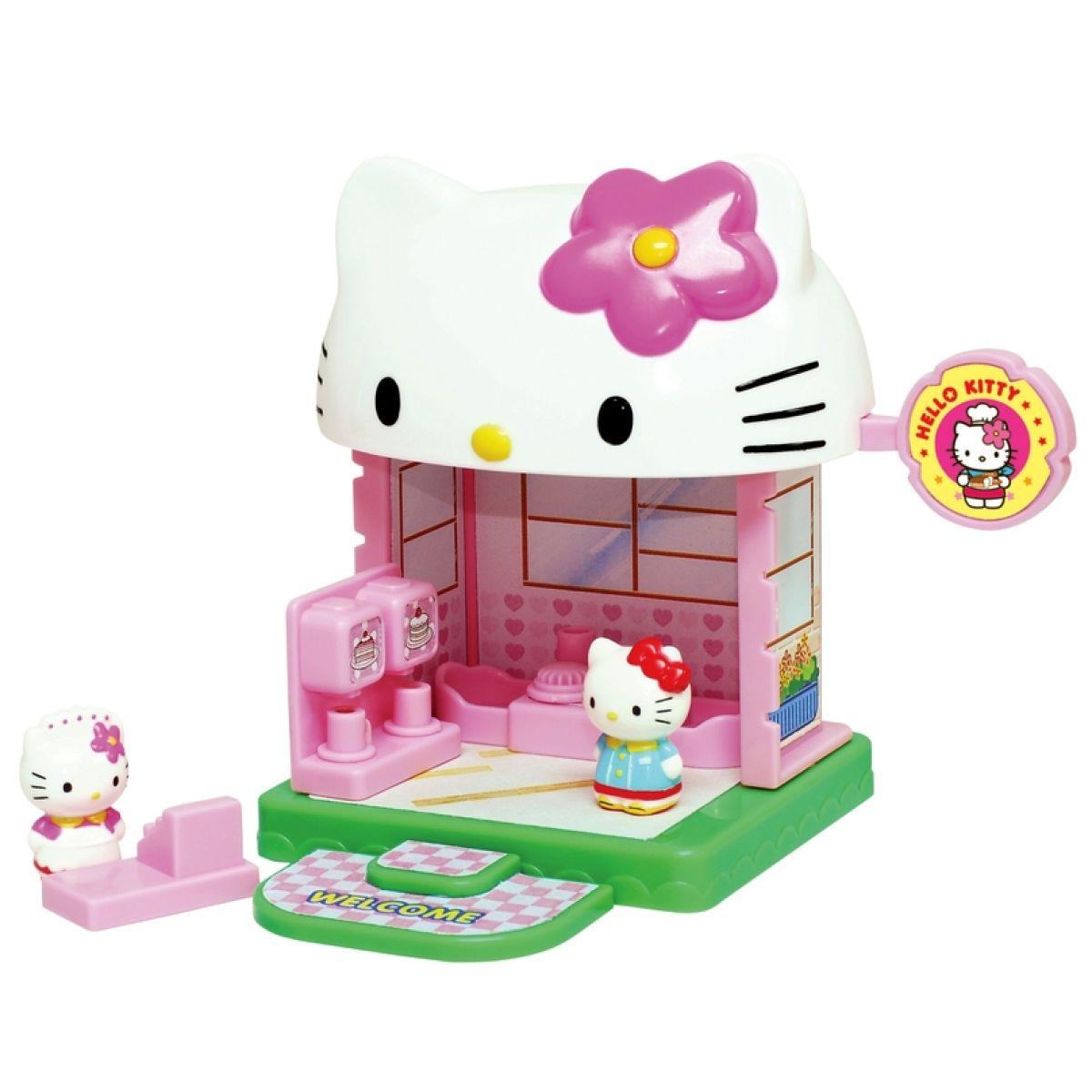 Hello Kitty Mini restaurant shop