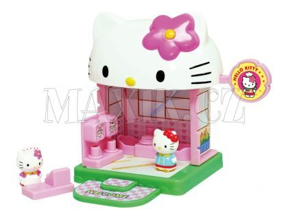 Hello Kitty Mini restaurant/shop