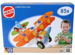 Heros Constructor Letadlo 85 dílů