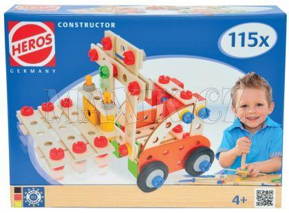 Heros Constructor Vysokozdvižný vozík