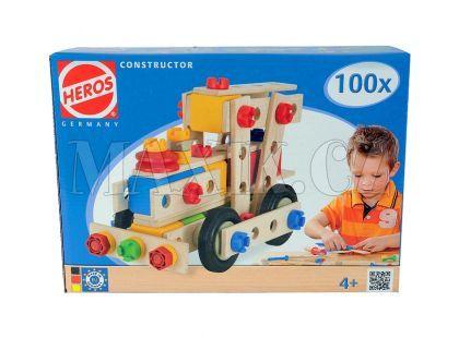 Heros Konstrukční sada 100 dílů
