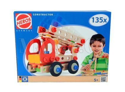 Heros Konstrukční sada 135 dílů