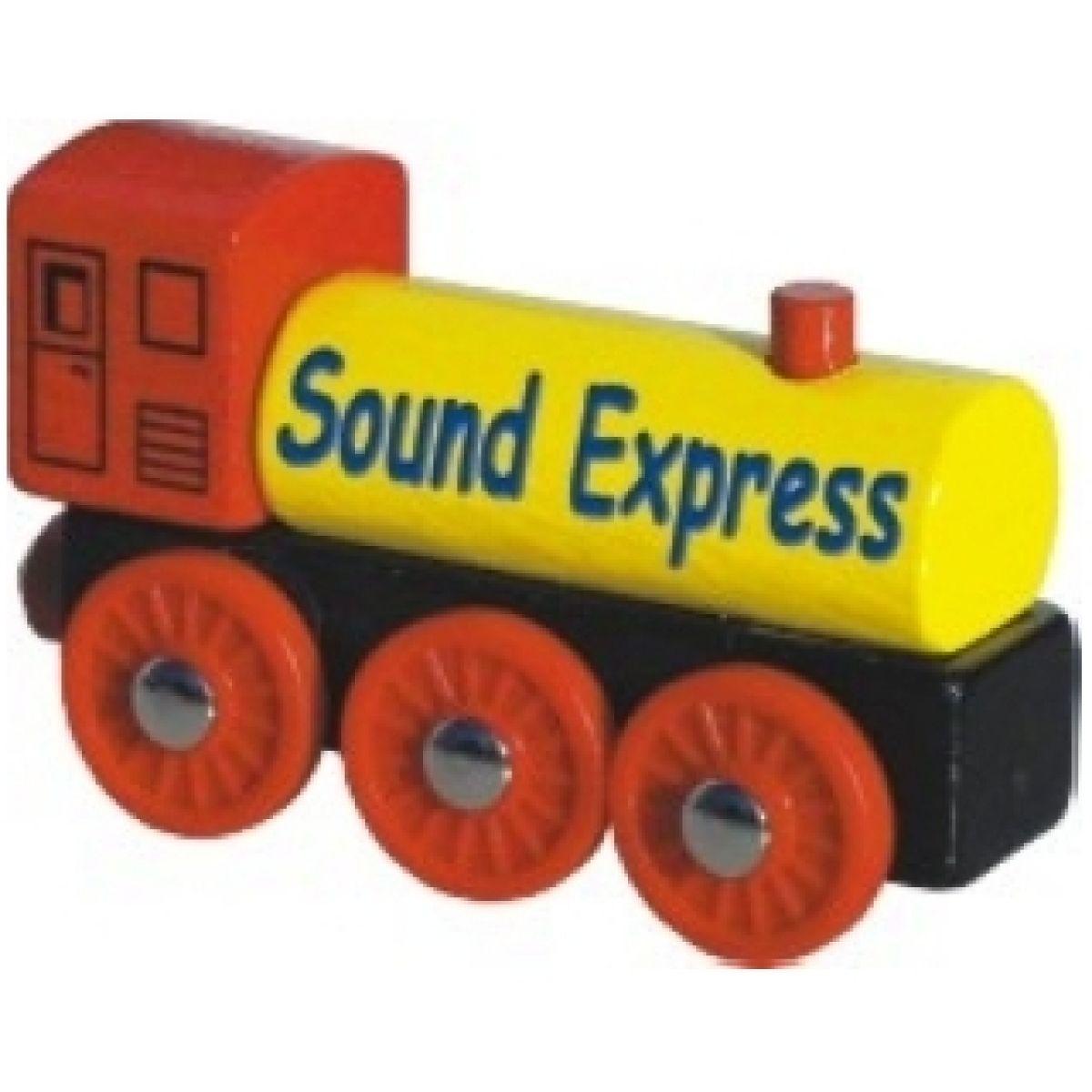 Heros Lokomotiva se zvukem Sound-Express, na baterii