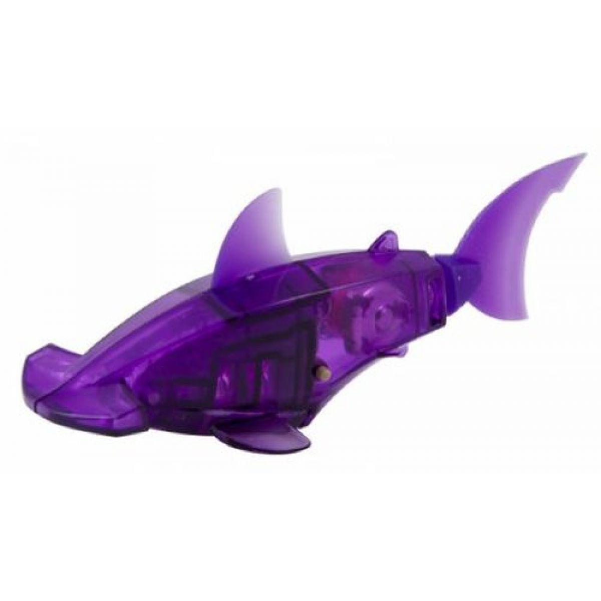 Hexbug Aquabot Led - Kladivoun fialový