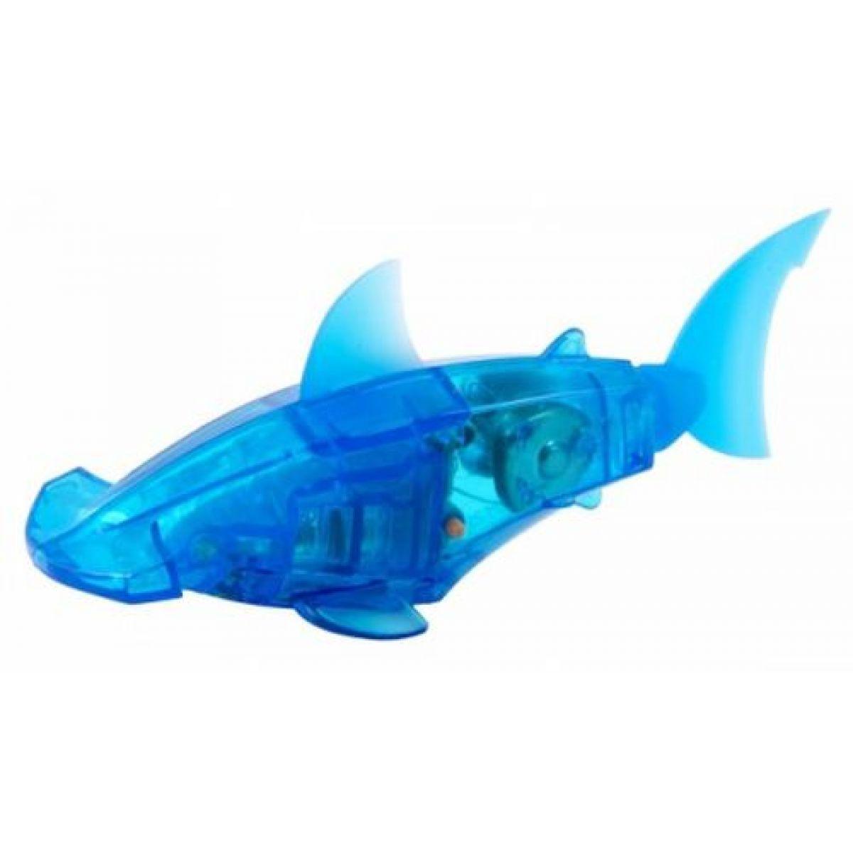 Hexbug Aquabot Led - Kladivoun modrý