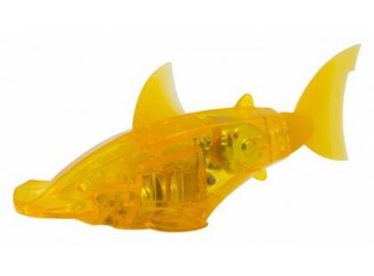 Hexbug Aquabot Led - Kladivoun žlutý