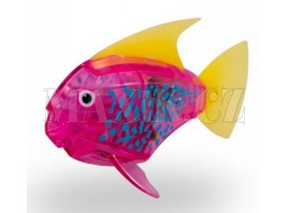Hexbug Aquabot Led deco - Růžová