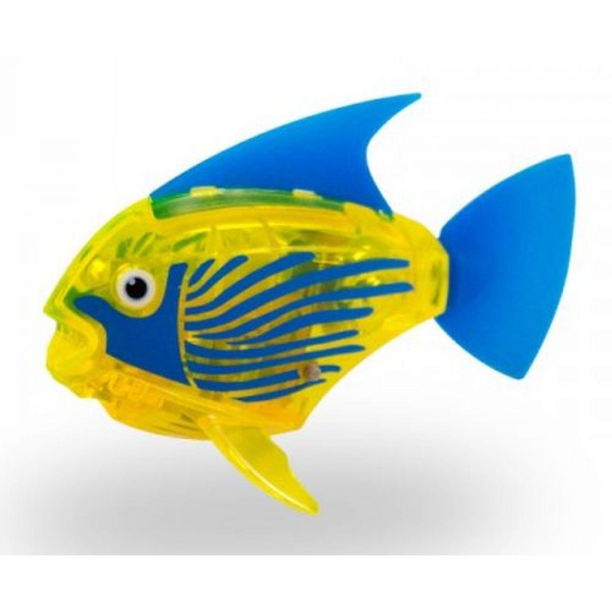 Hexbug Aquabot Led deco - Žlutá