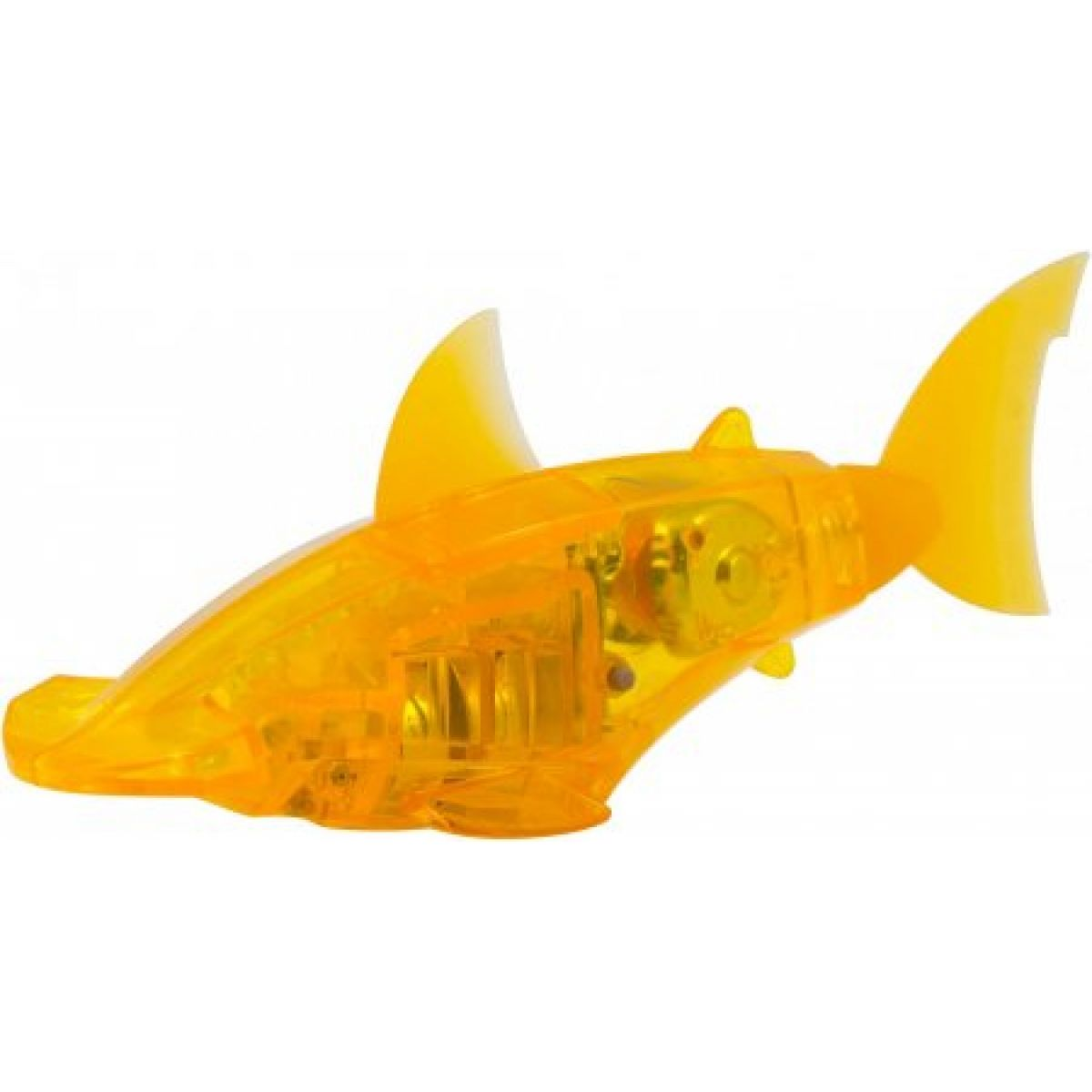 Hexbug Aquabot Led s akváriem - Kladivoun žlutý