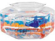 Hexbug Aquabot Led s akváriem - Kladivoun modrý