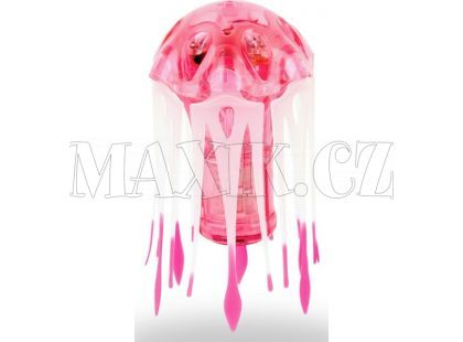 Hexbug Aquabot Medúza - Růžová