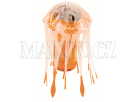 Hexbug Aquabot Medúza s akváriem - oranžová