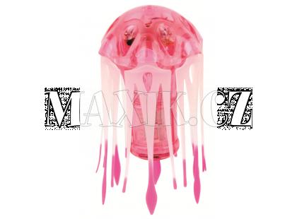 Hexbug Aquabot Medúza s akváriem - růžová
