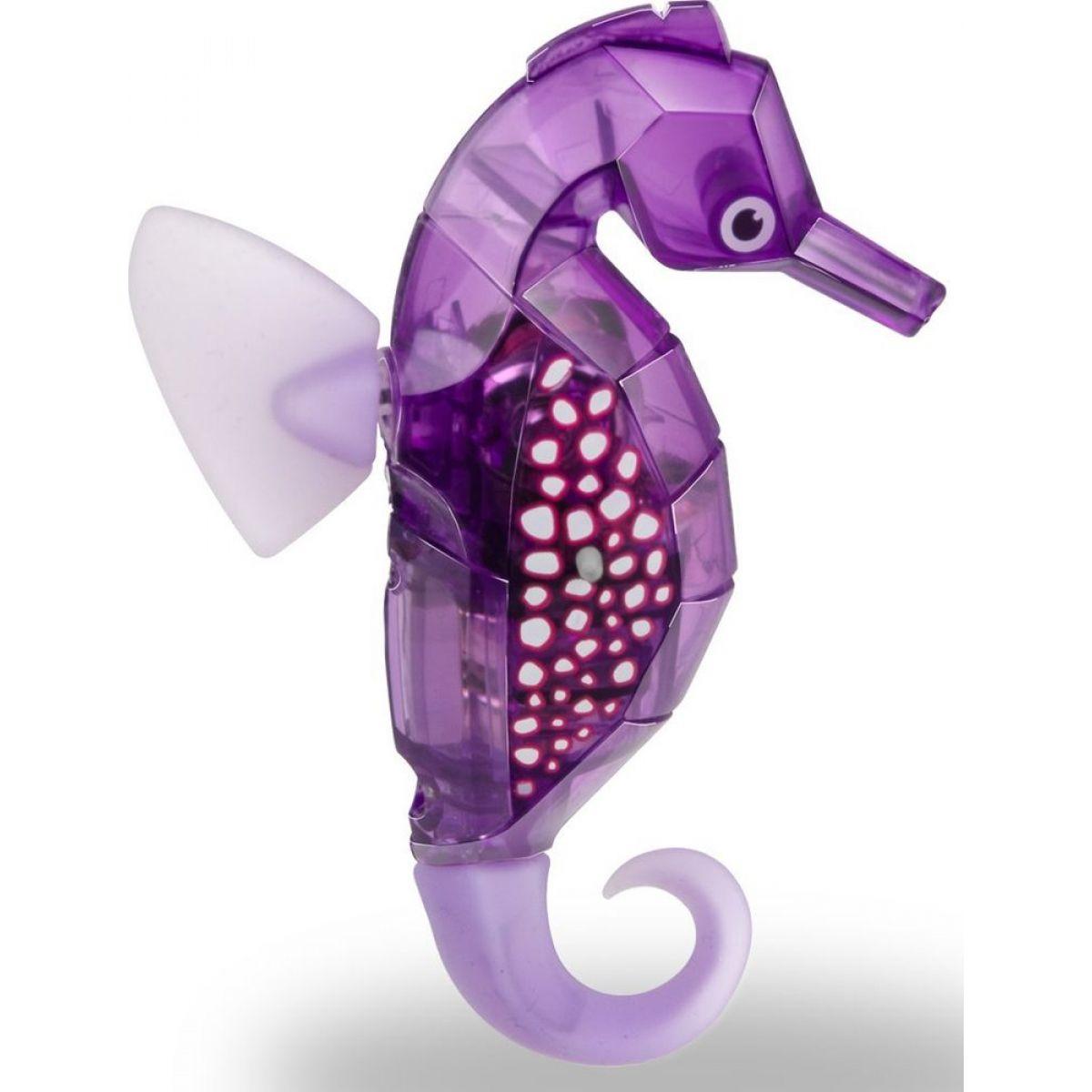Hexbug Aquabot Mořský koník - fialový
